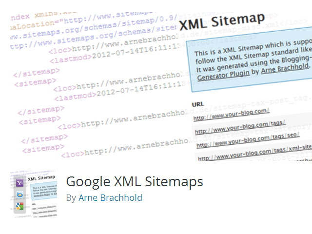 WordPressのプラグイン「XML Sitemap」でGoogleにサイトマップ送信