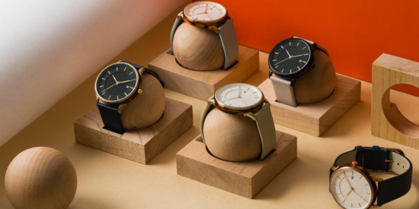 シンプルさの中の美しさを、スウェーデン生まれの時計【Lagom Watches】