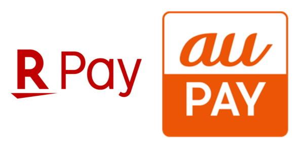 「楽天ペイ」導入店舗で「au Pay」アプリ決済も利用可能に