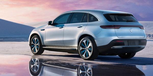 ベンツの電気自動車(SUV車)の新型車『EQC』