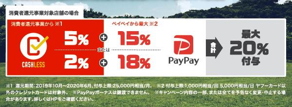 「PayPay感謝デー」の詳細