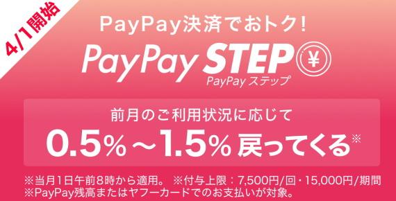 なぜこのタイミングで?4月以降「PayPay」利用特典が、わずか「0.5%還元」!