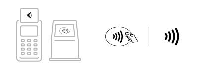 「非接触決済(タッチ決済)」に対応しているかを調べる
