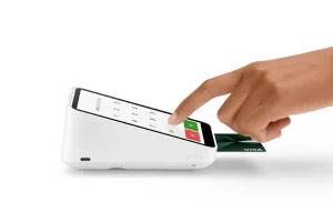 もちろんICチップ付きクレジットカード用の「暗証番号入力」にも対応!