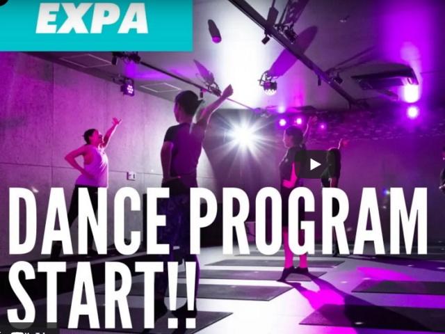女性専用フィットネスジム「EXPA」のダンスプログラムで楽しく痩せる!